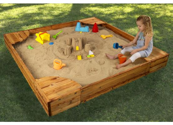 KidKraft Backyard Sandbox - KidKraft 00130