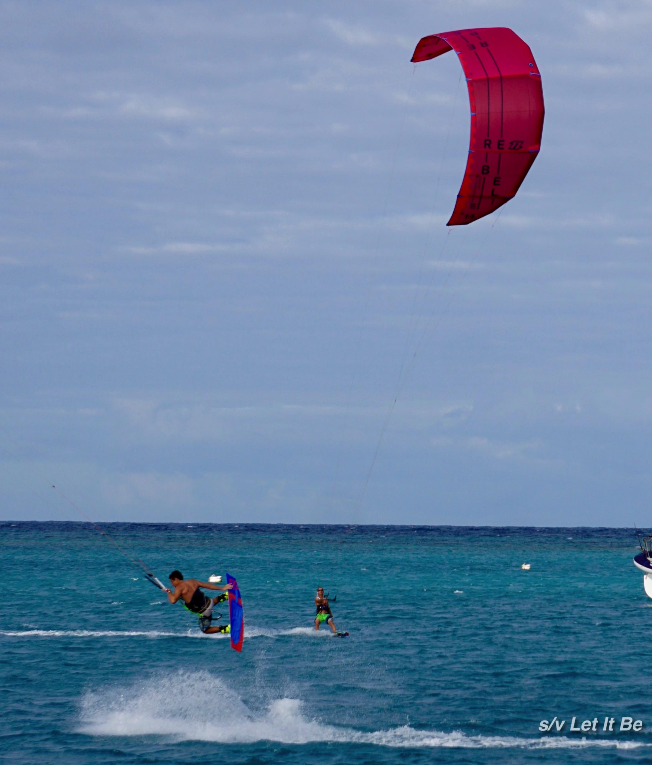 kite trick