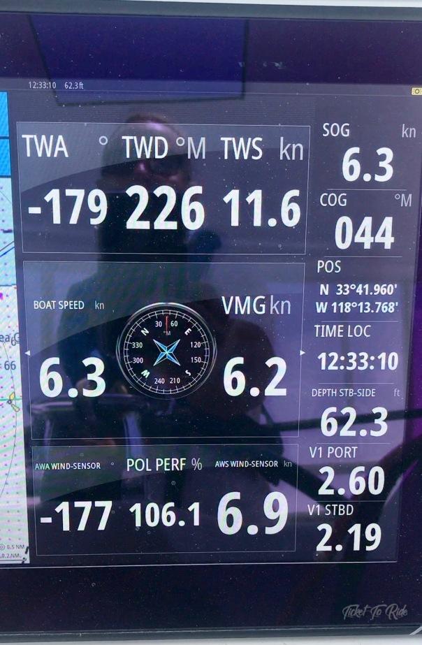 Downwind sail-2