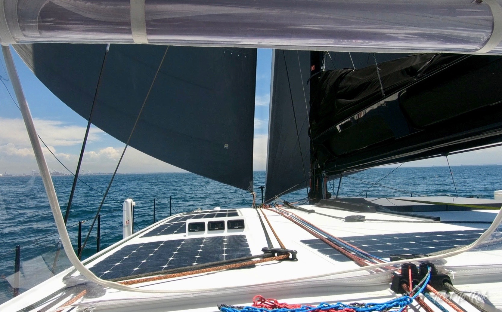 Downwind sail-4