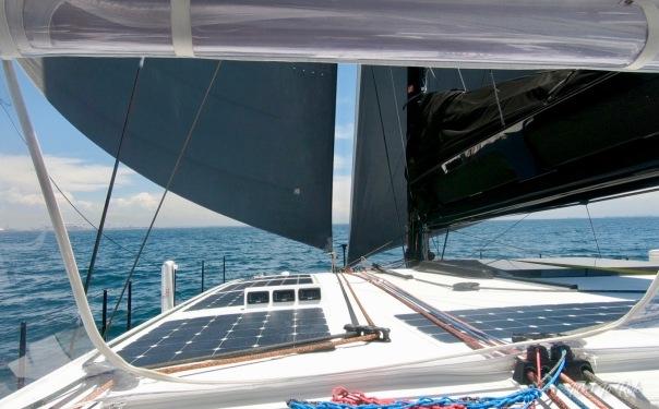 Downwind sail-4