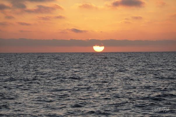 HaHa sunset to Turtle Bay